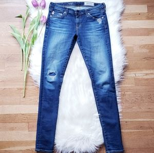 AG Adriano Goldshmied jeans size 27